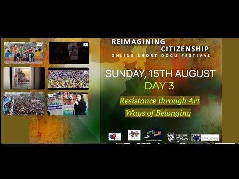 Day 3  - Reimagining Citizenship | Online Short Docu Festival | Karwan e Mohabbat