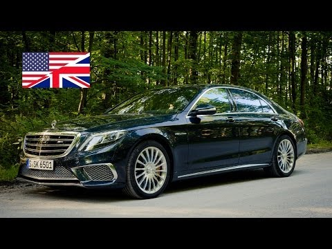 2014 Mercedes-Benz S 65 AMG (V222) Start Up, Exhaust, Test Drive, and In-Depth Car Review (English)