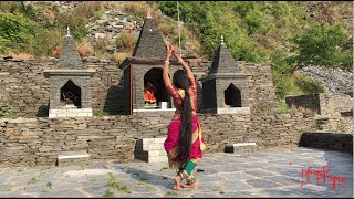 Thei Ghara Nata by Tejaswini Gautam ( Indian Classical Dance Odissi ) Smt. Kasturi Pattanaik.