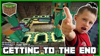 Getting To The END / Minecraft