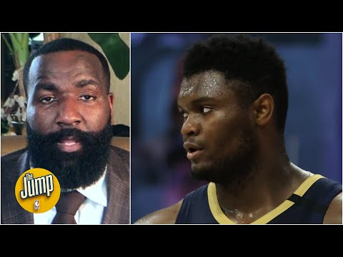 I don't think the Pelicans are trying to make the playoffs! - Kendrick Perkins | The Jump