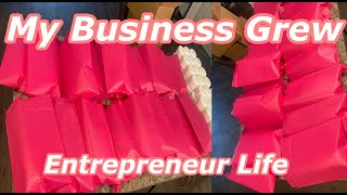 Entrepreneur Life |  My Business Grew Overnight | 5 Tips To Rebrand Your Business