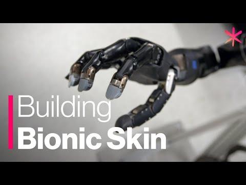 Bionic Skin Lets Amputees Feel Their Missing Limbs Again   Freethink Superhuman