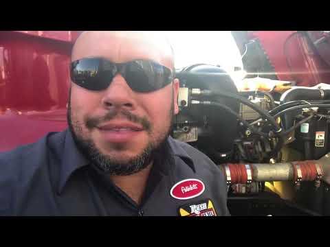 Service Truck Life Diesel Mechanic