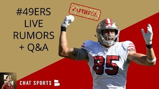 49ers Report LIVE with Thomas Mott (05/28/2020)