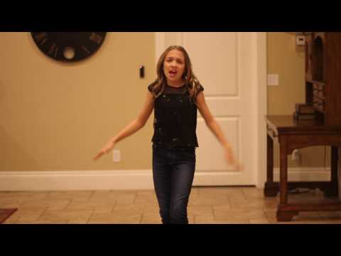 """""""Rise"""" Katy Perry Cover By Kenya Clark Of The One Voice Children's Choir"""