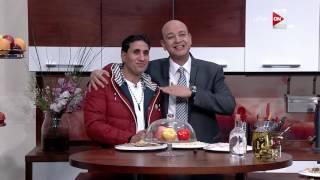 عمرو اديب لـ أحمد شيبة: وحياة أمك هاجى مرة اسكندرية معاك وتلففنى ومش هحط ايدي فى جيبي