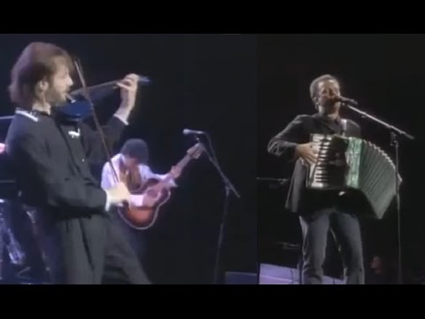 Billy Joel ft. Jean-Luc Ponty - The Downeaster 'Alexa'  -  Live 1990