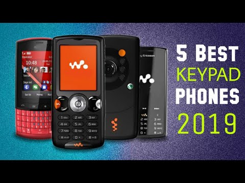 5 ▶ Best Keypad Phones For Your Daily Use In 2019   Available At Amazon