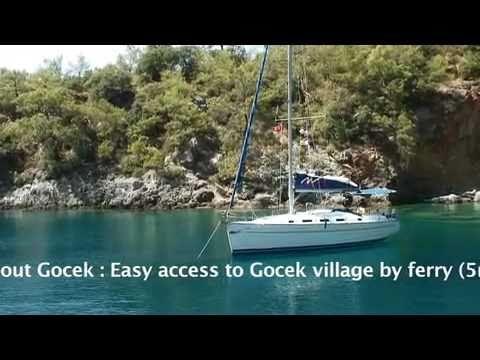Sailing Gocek, Turkey with The Moorings