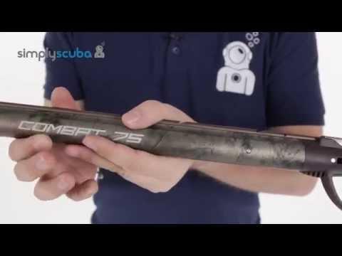 SEAC SUB T Combat Sling Gun - www.simplyscuba.com