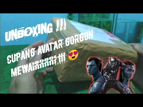 UNBOXING !!! IKAN CUPANG AVATAR GORDON MEWAHHH !!! - YouTube