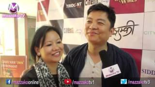 Mazzako Guff with Dayahang Rai & his wife Benuka Rai || Mazzako TV