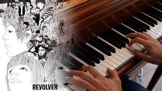 Here, There And Everywhere - The Beatles Piano cover (Sheet music available soon)