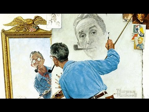 Norman Rockwell Exhibit at BYU Museum of Art