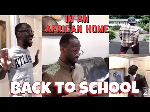 In An African Home: Back To School