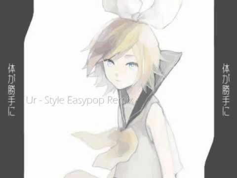「Ur-Style Easypop Remix」に 的なものを付けさせていただきました。