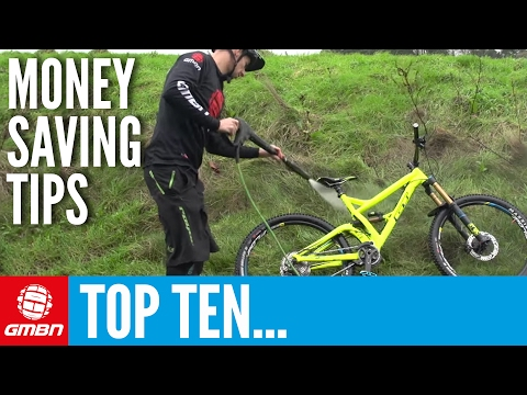 Top 10 Money Saving Mountain Bike Maintenance Tips