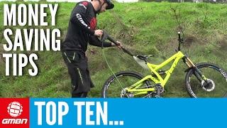 Top 10 Money Saving Mountain Bike Maintenance Tips