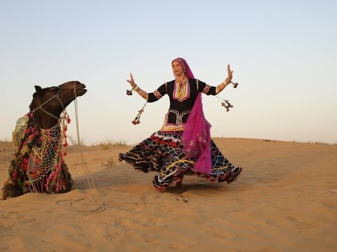 Beautiful Gypsies of Rajasthan, India - YouTube