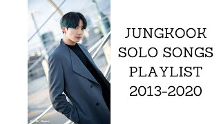 BTS (방탄소년단) JUNGKOOK (정국) SOLO SONGS AND COVER SONGS COMPILATION 2013-2020