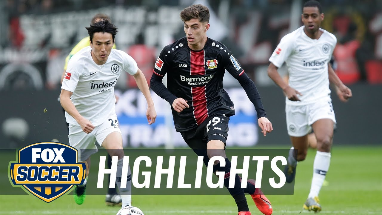 Eintracht Frankfurt Bayer Leverkusen