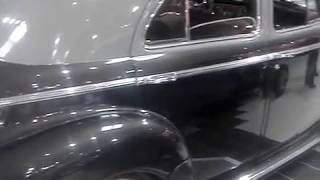 1940 BUICK SUPER 8 SEDAN - NEW LOOK, SALES INCREASE