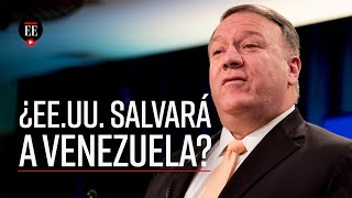 La nueva estrategia de Trump en Venezuela - El Espectador