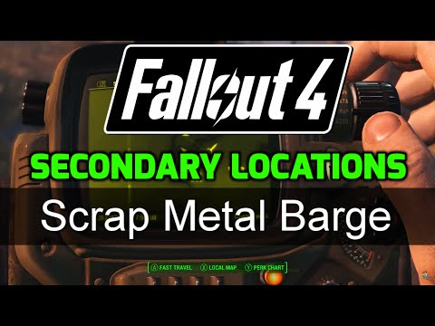 Secondary Locations : 17.10 : Scrap Metal Barge