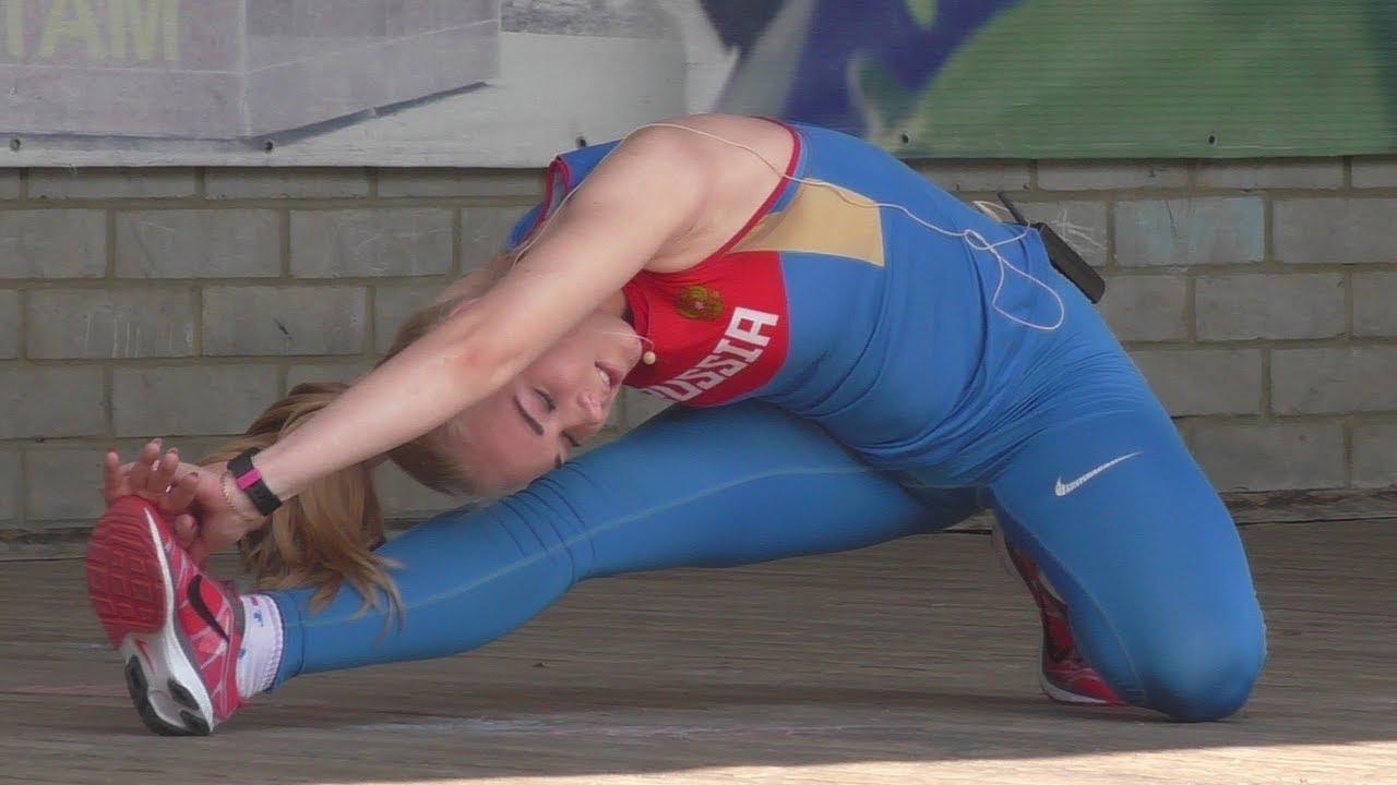 Fitness Workout - champion of Europe - Chelyabinsk