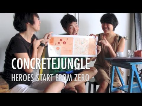 ConcreteJungle #42 : Cafe Hop KL