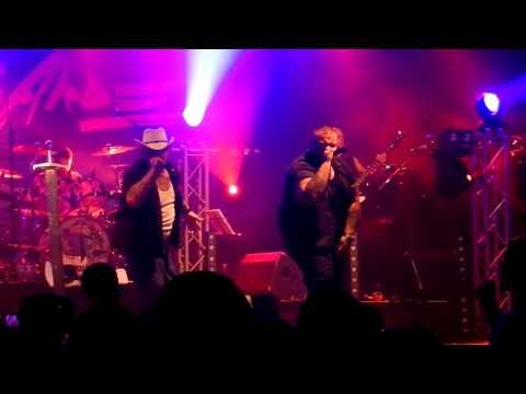 Haudegen - Familie - Live in Huxley`s neue Welt, Berlin 10.11.2012
