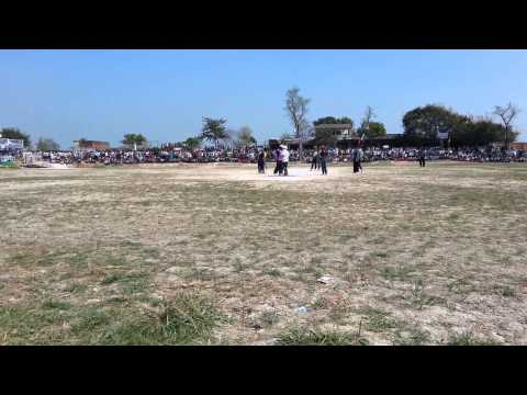 Sirsal Cup final match