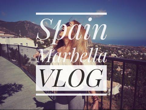 Spain Marbella VLOG | فلوق اسبانيا ماربيا
