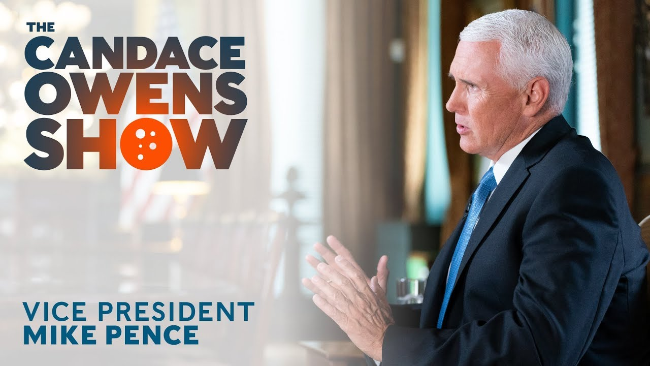 PragerU The Candace Owens Show: Vice President Mike Pence