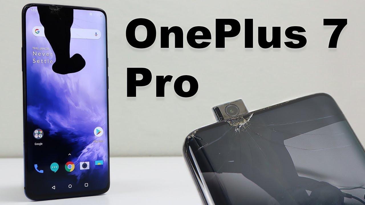 Smashed OnePlus 7 Pro Restoration