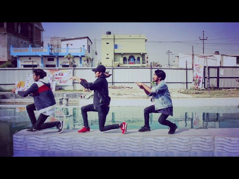 Lily bily - Title song - Ghumna jau engine gadima cover Dance video | D Tapori Kings
