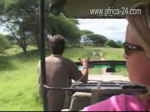 Selous Game Reserve Tanzania - Africa Travel Channel