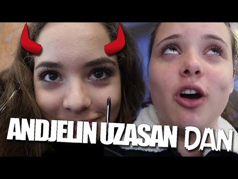 Download Youtube: Andjelin uzasan dan! Nadja me nervira!!!