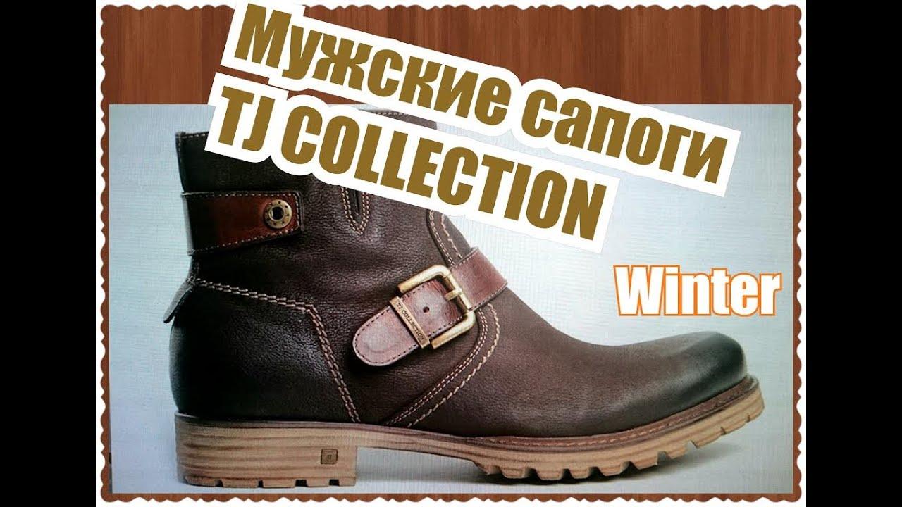 af40dbfa8 Мужская обувь TJ COLLECTION зима \Mens Shoes TJ COLLECTION winter ...