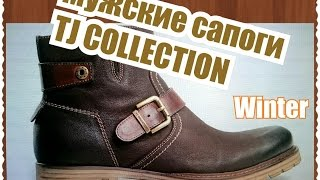 Мужская обувь TJ COLLECTION зима \Mens Shoes TJ COLLECTION  winter(, 2015-02-08T13:33:14.000Z)
