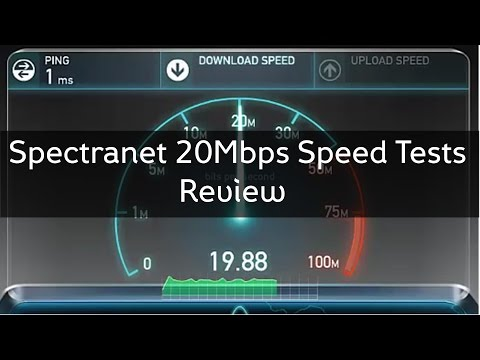 Spectranet Review 20Mbps Plan Broadband Review