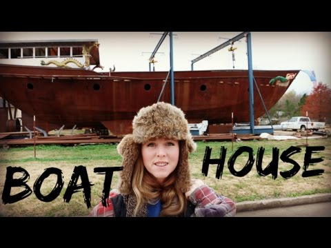 What if Your Tiny House...Was a Boat?