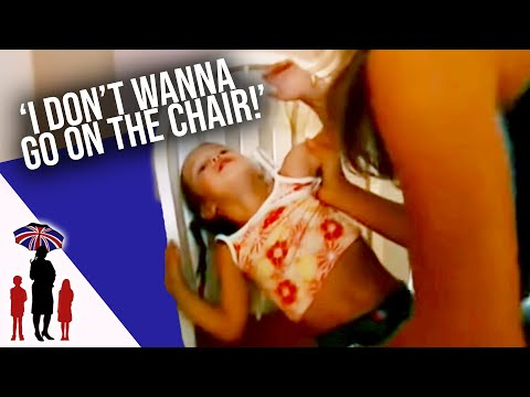 How To Use The Naughty Step Correctly Supernanny