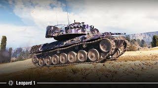Leopard 1   Сверхточность решает