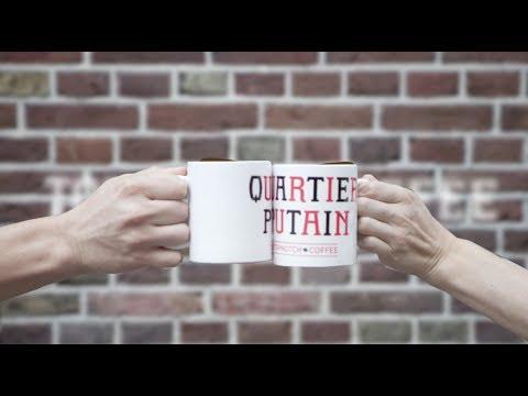Quartier Putain: Top Notch Coffee - Espresso zetten