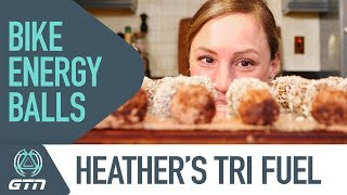 How To Make Your Own Cycling Nutrition  | Heather