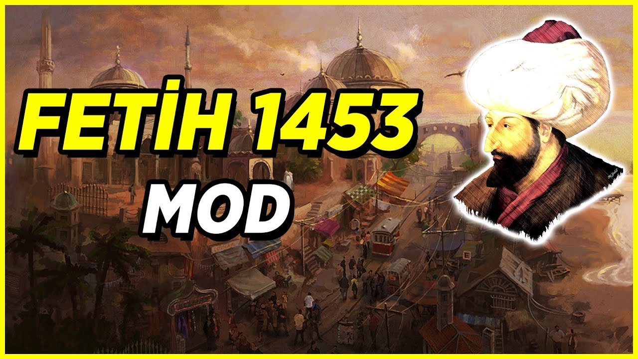 mount and blade warband fetih 1453 modu
