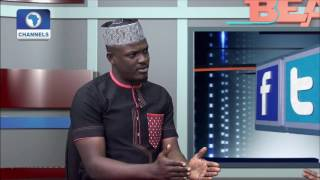 Channels Beam: Analysing President Buhari's Sallah Message With Isaac Abraham Pt. 3