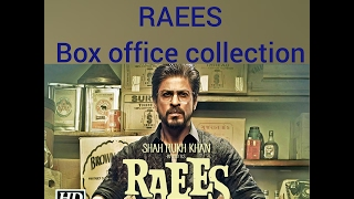 25th day box office collection of raees